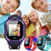Nln Q19 Sim Kartlı Akıllı Çocuk Saati