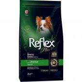 Reflex Plus Küçük Irk Tavuklu Yetişkin Köpek...