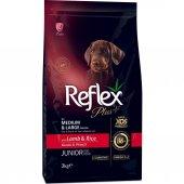 Reflex Plus Büyük Irk Kuzulu Yavru Köpek Maması...
