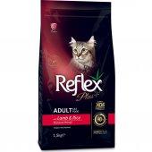 Reflex Plus Kuzulu Ve Prinçli Yetişkin Kedi Maması 1,5 Kg