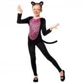 Sunman Kedi Kız Kostümü (4-6 Yaş)