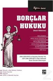Reform Serisi Borçlar Hukuku/Kolektif