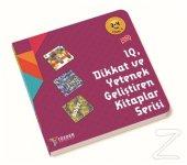 IQ Dikkat ve Yetenek Geliştiren Kitaplar Serisi 3 4 Yaş