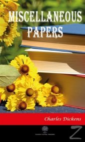 Miscellaneous Papers/Charles Dickens