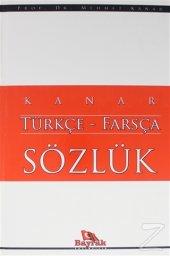 Kanar Türkçe   Farsça Sözlük (Ciltli)/Mehmet Kanar