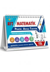 AYT Pratik Akıllı Takvim Matematik Tandem Yayınları