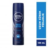 Nıvea Men Deodorant Sprey Fresh Active 150ml