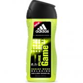 Adidas Pure Game Haır And Body Shower Gel 250ml