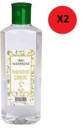 Torku Harmoni Dalından 80 Derece Limon Kolonyası 400 ml - 2 ADET
