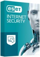 Nod32 Eset Internet Securıty 10 Kullanıcı 1yıl...