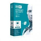 Eset Internet Security (5 Kullanıcı Kutu)