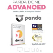 Panda Dome Advanced Security 1 Kullanıcı 1 Yıl