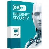 Eset Internet Securıty 3 Kullanıcı 1 Yıl Lısans...