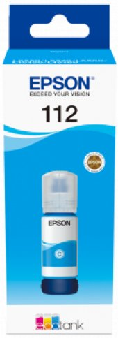 Epson C13t06c24a 112 Mavi Mürekkep Kartuş 6.000...