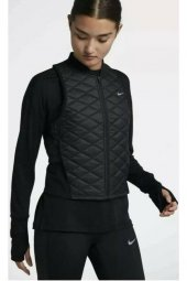 Nike Aerolayer Vest Cj5562 010 Bayan Yelek