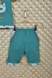 Tarık Erkek Çocuk Kapri Pijama Takım