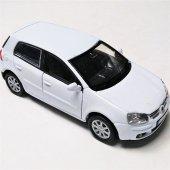 Welly 1 32 Ölçek Volkswagen Golf V Beyaz