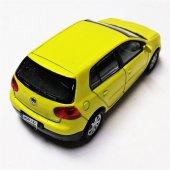 Welly 1 32 Ölçek Volkswagen Golf V Sarı