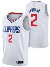 Nba Clippers Leonard 2 Takım Forması White