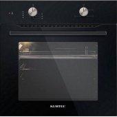 Kumtel A6 S2 Siyah Cam Panel Ankastre Fırın 2020