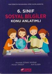 ?Esen Yayınları 6. Sınıf Sosyal Bilgiler Konu Anlatımlı