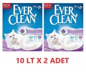 Ever Clean Lavander Lavantalı Kedi Kumu 10 Lt X...
