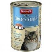 Animonda Brocconis Balık Ve Tavuklu Kedi...