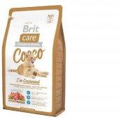 Brit Care Cocco Ördek Ve Somonlu Tahılsız Kedi...