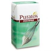 Puratos Festipak Şekersiz Bitkisel Sıvı Şanti 1...