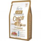 Brit Care Cocco Ördek Ve Somonlu Kedi Maması 2...