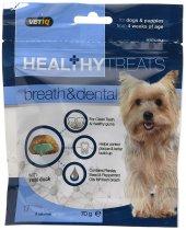 Vetiq Healthy Treats Breath & Dental Köpek Ödül...