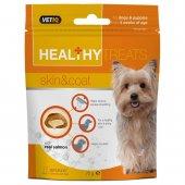 Vetiq Healthy Treats Skin & Coat Köpek Ödül...