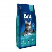 Brit Sensitive Kuzulu Yetişkin Kedi Maması 8 Kg...