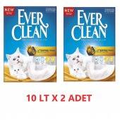 Ever Clean Litterfree Yapışmayan Kedi Kumu 10 Lt X 2 Adet