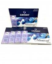 Canson Montval 24x32 Cm 300gr 12 Yp 5' Li
