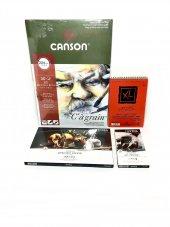 Canson Cagrain A3 224 Gr 30yp + Canson Xl 90gr...