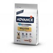 Advance Mini Sensitive Salmon Küçük Irk Yetişkin Köpek Maması 7,5 Kg