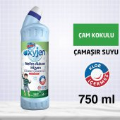 Bingo Oksijen Çamaşır Suyu Çam Kokulu 750 Ml