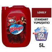 Bingo Soft Standart Yumuşatıcı 5 Lt Lovely