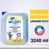 Bingo Oksijen Çamaşır Suyu Limon Kokulu 3,24 L