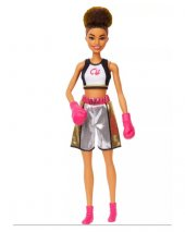 Barbie Kariyer Bebekleri Boksör Bebek GJL64