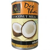 Dee Thai Hindistan Cevizi Sütü 400 Ml