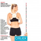KLAVİ KULA ( POSTUREX ) DİK DURUŞ  KORSE   Variteks®  -  Orlex®-3