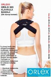 KLAVİ KULA ( POSTUREX ) DİK DURUŞ  KORSE   Variteks®  -  Orlex®-4