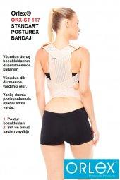 KLAVİ KULA ( POSTUREX ) DİK DURUŞ  KORSE   Variteks®  -  Orlex®-7
