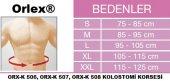 KOLOSTOMİ KORSELERİ ( 16 -26 cm)  Orlex® -  Variteks®-5