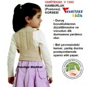 KLAVİ KULA ( POSTUREX ) DİK DURUŞ  KORSE   Variteks®  -  Orlex®-10