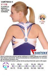 KLAVİ KULA ( POSTUREX ) DİK DURUŞ  KORSE   Variteks®  -  Orlex®-2