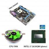 ıntel İ7 2630qm İşlemci + Hm65 Anakart +...