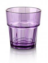 Plastport Kırılmaz Bardak - Mor 250 ml - 6 Adet